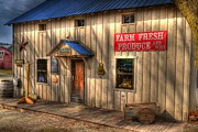 Metamora Art - Farm Fresh Produce by Tri State Art
