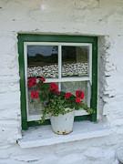 Joe Cashin - Farm house window