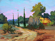 Diane McClary - Farm in Provence