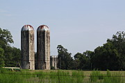 Kimberly Black - Farm Silos