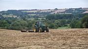Farm Tractor Print by John Williams