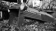 Farmall Cub Framed Prints - Farmall Framed Print by Jerry Mann
