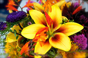 Day Lilly Photos - Farmers Market Jewel by Spencer McDonald