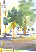 Fresh Food Originals - Farmers Market VI by Kip DeVore