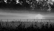 Matt Shiffler - Farmhouse in the Fog