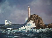 Robert Teeling - Fastnet Lighthouse
