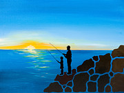 Emily Brantley - Father Daughter Fishing...