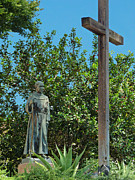 Luis Art - Father Junipero Serra by Methune Hively