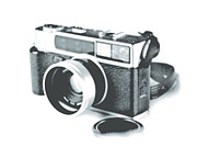 Rangefinder Photos - Favorite Camera by Robert Mollett