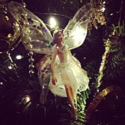 Fantasy Art - Favourite Decoration!!! #fairy #tree by Alannah Pummell