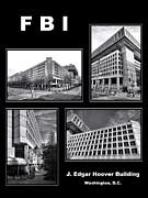 Fbi Poster Print by Olivier Le Queinec