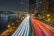 Fdr Drive Prints - FDR Drive Print by Mike Orso