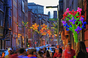 Boston North End Prints - Feast of Saint Anthony - Boston Print by Joann Vitali