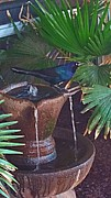 Joetta Beauford - Feathered Fountain