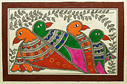 Neha Dasgupta - Feathered Friends