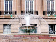 Cynthia Guinn - Federal Building Fountain