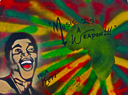 Politics Paintings - Fela Kuti by Tony B Conscious