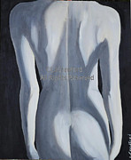 Lori Jacobus-Crawford - Female Nude black and...