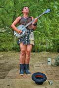 John Haldane - Fender Banjo Free Show