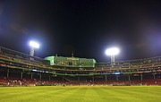 Boston Red Sox Photo Originals - Fenway Park by Amazing Jules