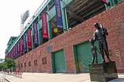 Boston Sox Prints - Fenway Park  Print by Gregory Dyer