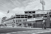 Recreation Buildings Prints - Fenway Park IV Print by Clarence Holmes