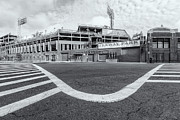 Recreation Buildings Prints - Fenway Park VI Print by Clarence Holmes