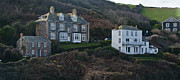 Country Cottage Photos - Fern Cottage Port Isaac by Chris Thaxter