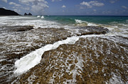 Atlantic Beaches Prints - Fernando De Noronha Island Brazil 3 Print by Bob Christopher