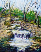 Randy Sprout - Ferndell Creek Noon