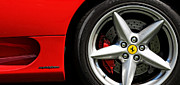 F-1 Digital Art - Ferrari 360 Modena  by Gordon Dean II