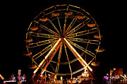 Suzanne Stout - Ferris Wheel Illuminated