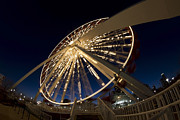 Sven Brogren - Ferris wheel in Chicago