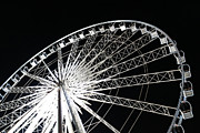 Nawarat Namphon Photo Prints - Ferris Wheel Print by Nawarat Namphon