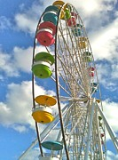 Shelley Overton - Ferris Wheel