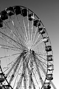 Seaside Heights Originals - Ferris Wheels by Mary Doneman