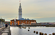 Kate Brown - Ferry Building