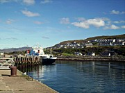 Bill Lighterness - Ferry in Mallaig Harbour...