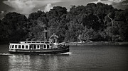 Mario Celzner Metal Prints - Ferry Metal Print by Mario Celzner