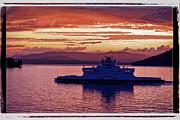 Craig Perry-Ollila - Ferry Sunset