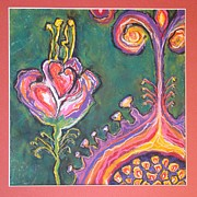 Grow Pastels - Fertile by Theresa Hardman
