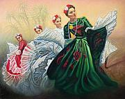 Raffi  Jacobian - Festival Dancers