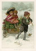 Mary Evans - Festive Children