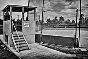 Baseball Fields Framed Prints - Field 7 Framed Print by Greg Jackson