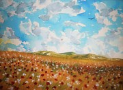 Suzanne McKay - Field of Flowers