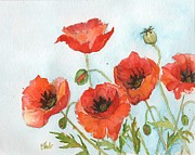 Bev Veals - Field of Poppies