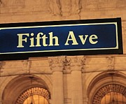 College Avenue Photos - Fifth Avenue by Dan Sproul