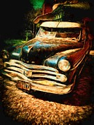 Claire Bull - Fifties Dodge