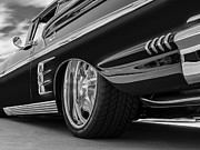 Gary Warnimont Metal Prints - Fifty Eight Impala Metal Print by Gary Warnimont