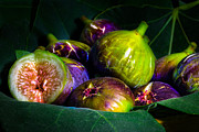 Figs Prints - Figs Print by Edgar Laureano